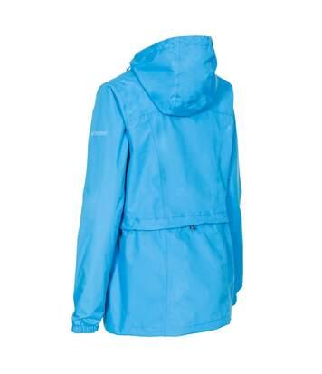 Trespass Womens/Ladies Cruella Waterproof Jacket (Vibrant Blue) - UTTP4017