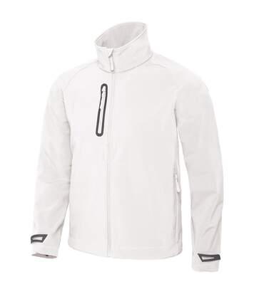 B&C X-Lite - Veste Softshell - Homme (Blanc) - UTRW3036