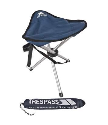 Trespass Tripod - Tabouret De Camping (Bleu) - UTTP503