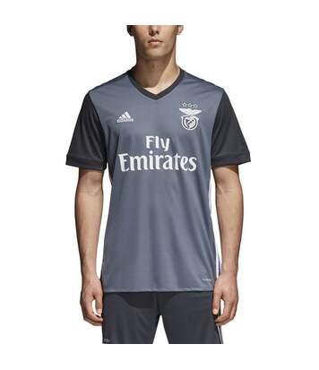 Benfica Lisbonne Maillot extérieur gris homme Adidas