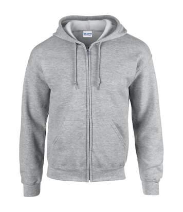 Gildan - Sweatshirt - Homme (Gris sport) - UTBC471