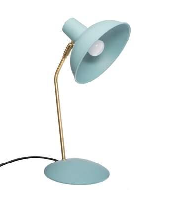 Atmosphera - Lampe à poser en métal Vert d'eau  H 38 cm Celia