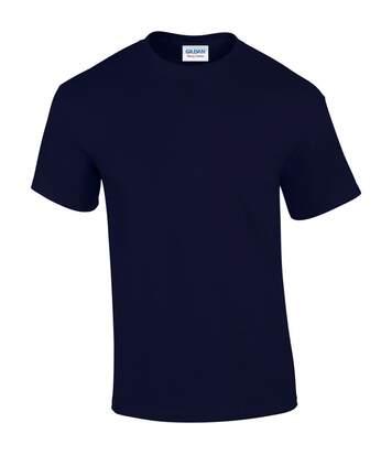Gildan - T-Shirt À Manches Courtes - Homme (Bleu marine) - UTBC481