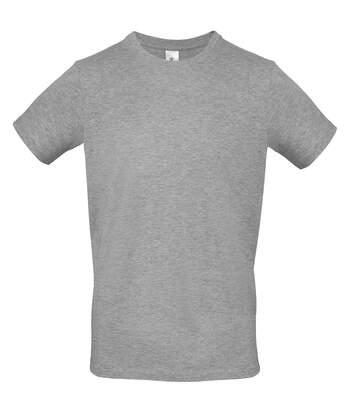 B&C Mens #E150 Tee (Sport Grey) - UTBC3910