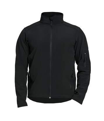 Gildan Mens Hammer Soft Shell Jacket (Black) - UTPC3990