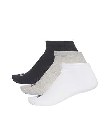 Chaussettes Invisibles Sport Blanc Homme Femme Adidas