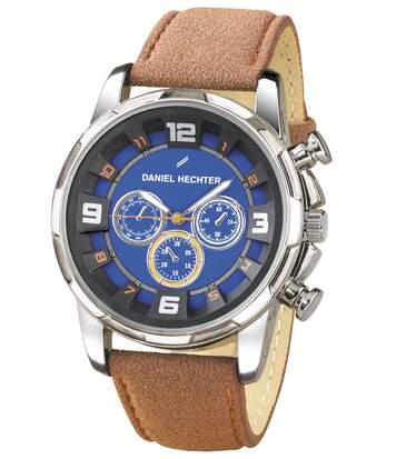 Die Armbanduhr der Marke Daniel Hechter