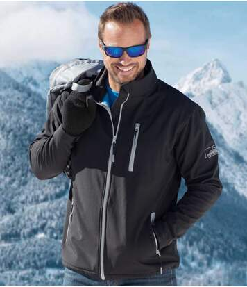 Kurtka Atlas Softshell