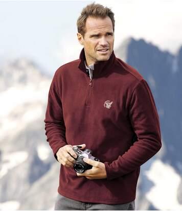 3er-Pack Fleece-Pullover