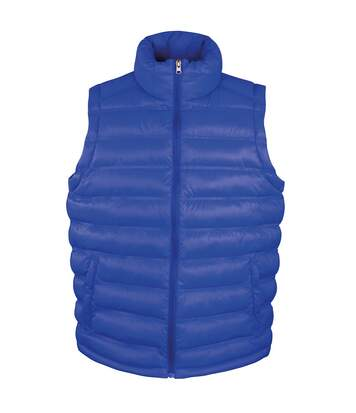 Result Mens Ice Bird Padded Bodywarmer / Gilet Jacket (Royal) - UTBC2726