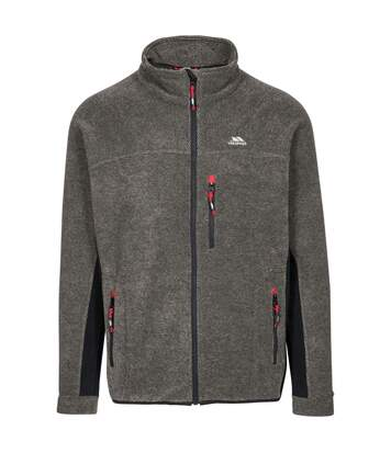 Trespass Mens Jynx Full Zip Fleece Jacket (Olive Stripe) - UTTP256