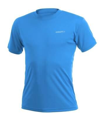 Craft Mens Prime Lightweight Moisture Wicking Sports T-Shirt (Swedish Blue) - UTRW3979