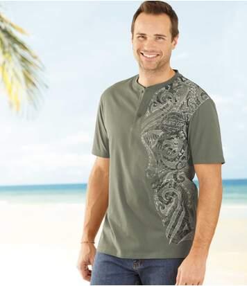 Súprava 2 tričiek Maori Spirit
