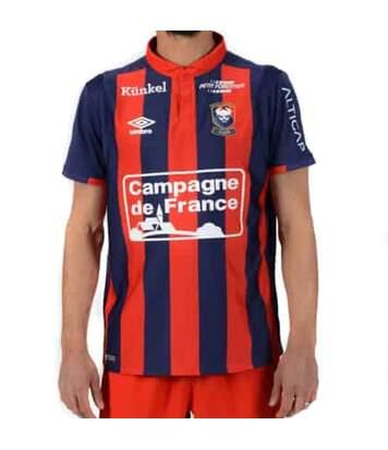 SM Caen Maillot domicile homme Umbro 2016/17
