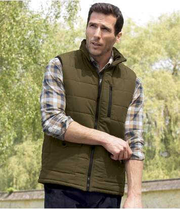 Outdoor Bodywarmer Lands