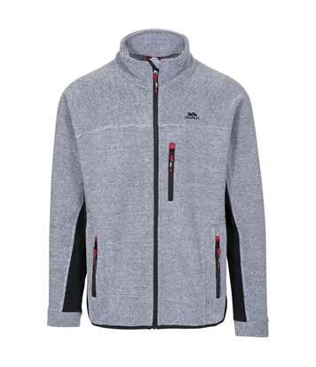 Trespass Mens Jynx Full Zip Fleece Jacket (Platinum Stripe) - UTTP256