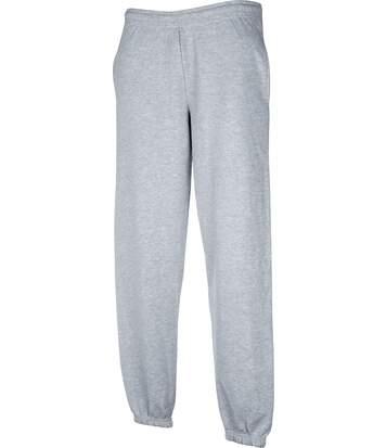 Pantalon jogging bas élastique