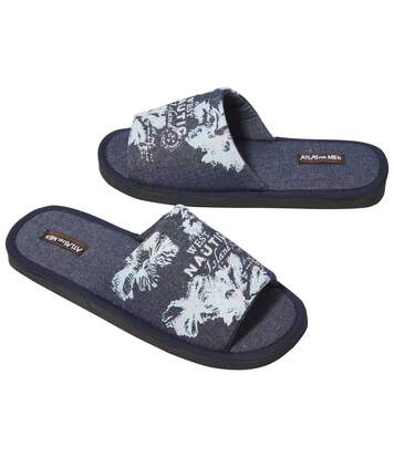 Men's Blue Pacific Coast Summer Mules