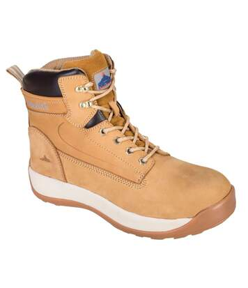 Chaussures  montantes Portwest Brodequin Constructo Nubuck S3 HRO