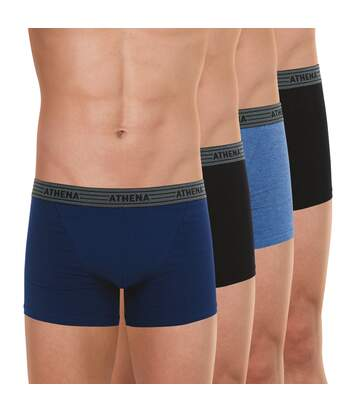 Lot de 4 boxers homme Eco Pack