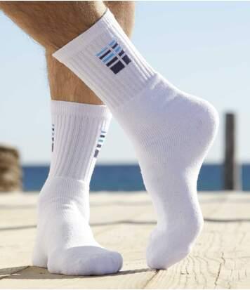 5 Paar sportliche Socken
