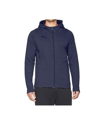 Sweat zippé Marine Homme Puma Final Casuals