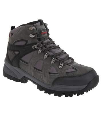 Johnscliffe Andes - Chaussures Montantes De Randonnée - Homme (Gris foncé) - UTDF726