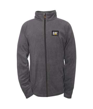 Caterpillar Mens Concord Fleece Jacket (Dark Shadow) - UTFS4964