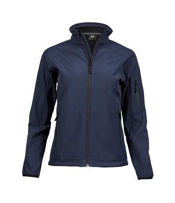 Tee Jays Womens/Ladies Performance Softshell Jacket (Navy Blue) - UTBC3997