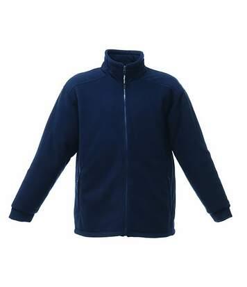 Regatta Great Outdoors Mens Asgard II Quilted Insulated Fleece Jacket (Dark Navy) - UTRG1838