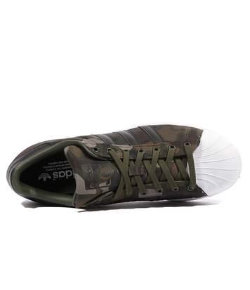 Superstar Camouflage Homme Chaussures Adidas
