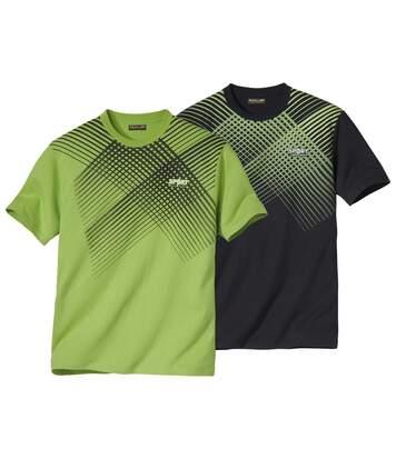 Súprava 2 tričiek Active