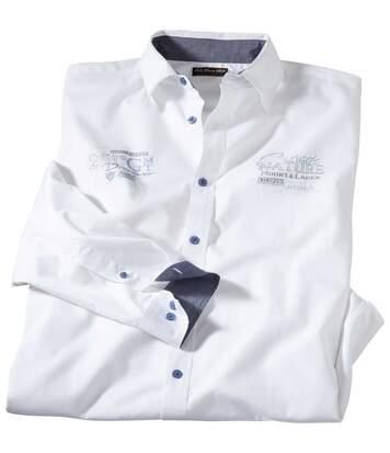 Рубашка из Поплина фото