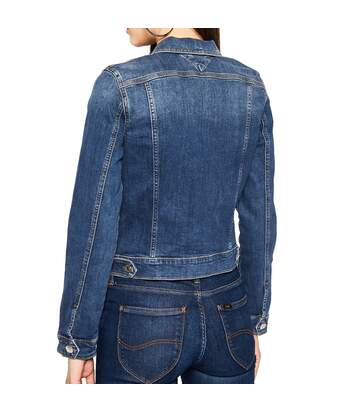 Veste en Jeans Bleu Femme Tommy Hilfiger Trucker