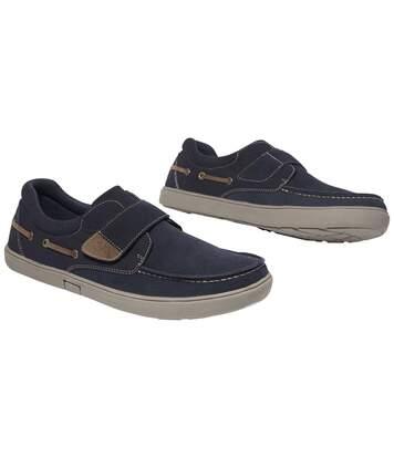 Chaussures Esprit Bateau Scratchées