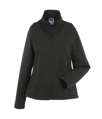 Russell Ladies/Womens Smart Softshell Jacket (Black) - UTBC1508