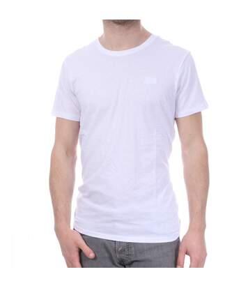 T-Shirt Blanc Homme Lee Cooper OSLO