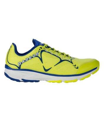 Dare 2B Mens Altare Breathable Training Shoes (Neon Spring/Oxford Blue) - UTRG2584