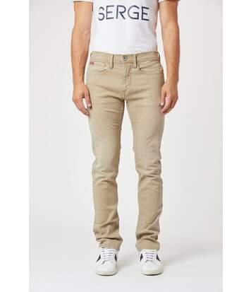 Pantalon coton straight LC122