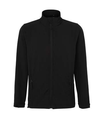 RTXtra Mens Classic 2 Layer Softshell Jacket (Black) - UTRW5579
