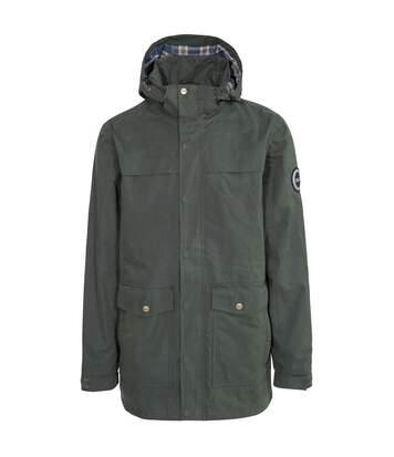Trespass Mens Rowland Waterproof Jacket (Olive) - UTTP4612