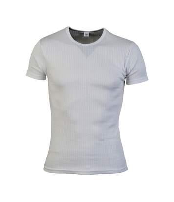 Absolute Apparel - T-Shirt Thermique - Homme (Gris foncé) - UTAB121