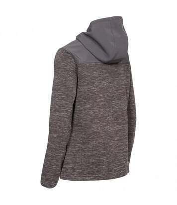 Trespass Womens/Ladies Kirsti Waterproof Softshell Jacket (Dark Grey Marl/Red) - UTTP4019