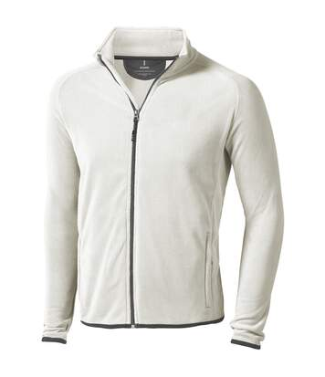 Elevate Mens Brossard Micro Fleece (Light Grey) - UTPF1944