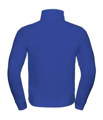 Russell Mens Authentic Full Zip Sweatshirt Jacket (French Navy) - UTRW5509
