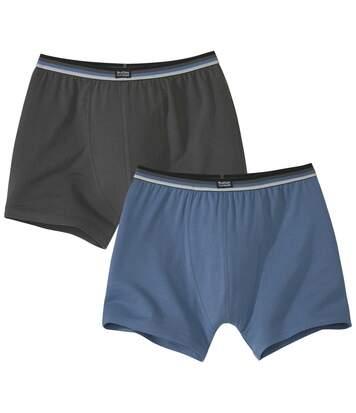 2er-Pack Boxershorts Stretch-Komfort
