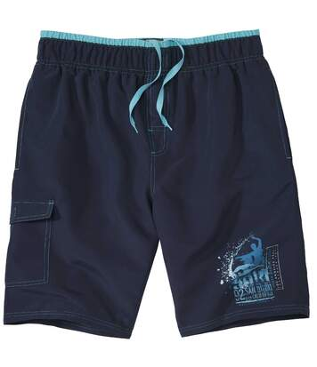 Short de Bain Battle Beach