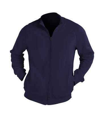 SOLS Mens Sundae Full Zip Sweat Jacket (Red) - UTPC408