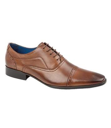 Route 21 - Chaussures Oxford - Hommes (Marron) - UTDF1351