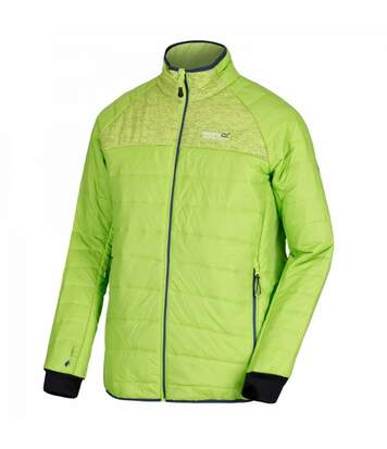 Regatta Mens Halton II Full Zip Jacket (Lemon Yellow) - UTRG3671